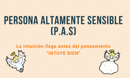 PERSONA ALTAMENTE SENSIBLE (PAS)