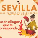 SEVILLA – Vive en el lugar que te corresponde